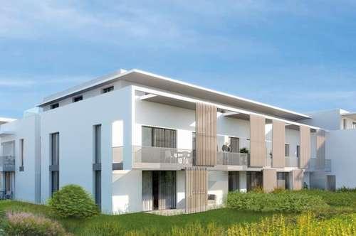 Thalgau Neubau: 2-Zimmer Eigentumswohnung mit Garten