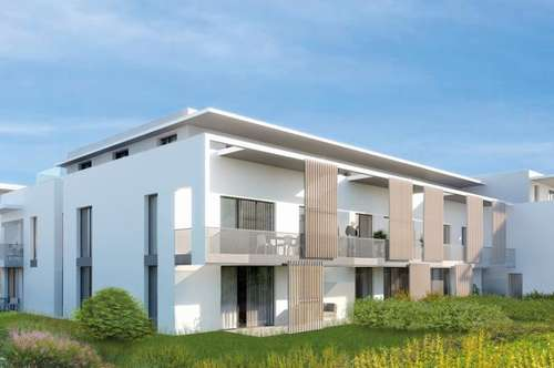 Thalgau NEUBAU - 2 Zimmer-Wohnung mit Garten