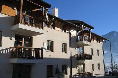 Gemütliche, geförderte 3-Zimmerwohnung in Zell am See mit Balkon und Tiefgaragenplatz mit hoher Wohnbeihilfe oder Mietzinsminderung