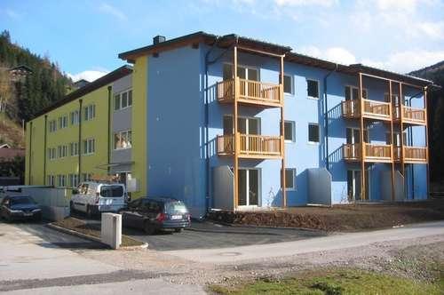 Großzügige, geförderte 3-Zimmerwohnung mit Balkon und Tiefgaragenplatz in Filzmoos! Mit hoher Wohnbeihilfe oder Mietzinsminderung