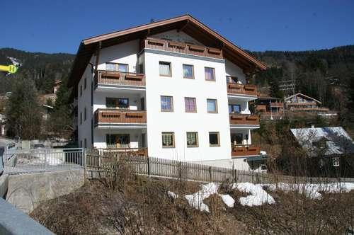 Geförderte 2-Zimmerwohnung mit Balkon, Terrasse und Tiefgaragenplatz in Zell am See! Mit hoher Wohnbeihilfe oder Mietzinsminderung