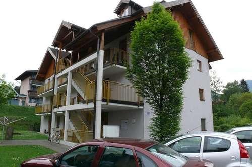 Geförderte 2-Zimmer Dachgeschosswohnung!