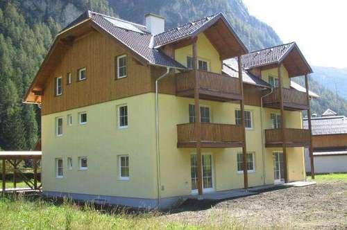 LEBENSWERT! Geförderte 2-Zimmerwohnung mit Balkon und Carport in Tweng! Mit hoher Wohnbeihilfe