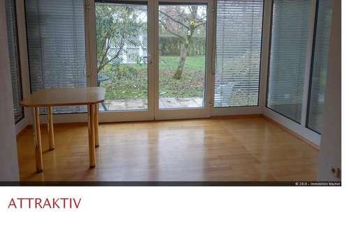 Reizende 2-Zimmer-Wohnung mit Terrasse nahe dem Lendkanal