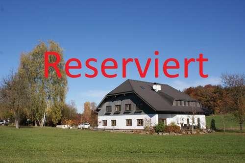 RESERVIERT - Herrschaftliches Anwesen mit See-, Wald- und Wiesengrundstückenam Höllerer See
