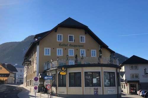 Traditionsgasthaus im Skigebiet