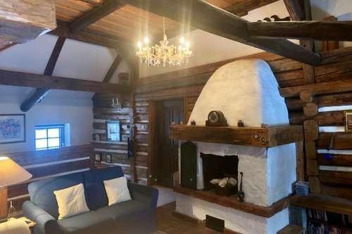 Historisches Bauernhaus mit viel Flair...Top Skigebiet