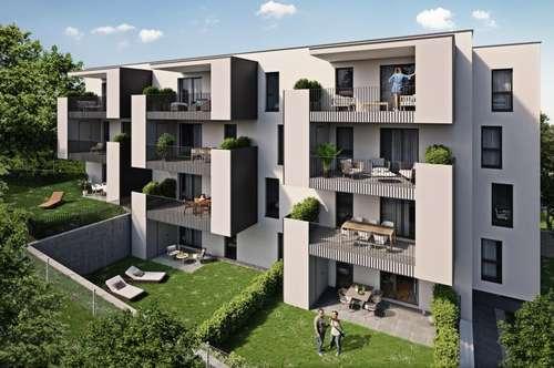 VERKAUFSSTART! RUHEPULS TOP 7 - Perfekte Stadtwohnung mit viel Grün
