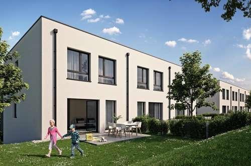LANDSCAPE ECKREIHENHAUS H8 - alles unter einem Dach - inkl. Keller, 3 Pkw-Abstellplätze