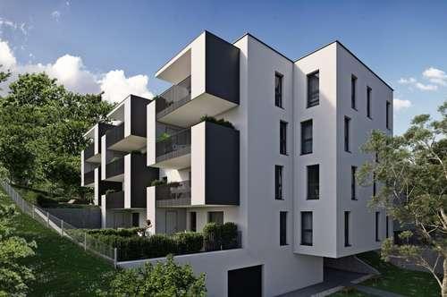 VERKAUFSSTART! RUHEPULS TOP 5: Traumhafte Wohnung mit West-Balkon