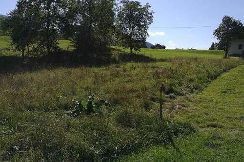 Sonniges Grundstück in St. Margareten im Rosental