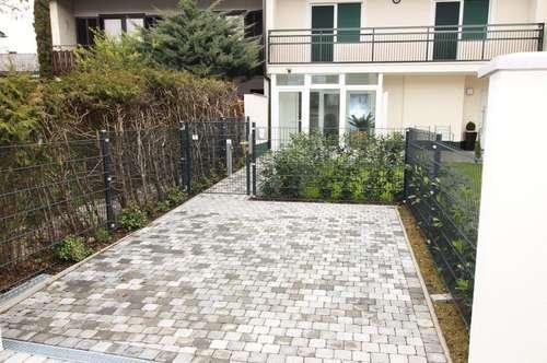 Schöne Mietwohnung mit Terrasse in reizendem Einfamilienhaus