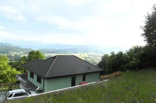Baugrund, Sonne und Aussicht übers Tal