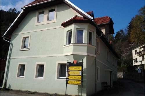 Wohnhaus mit 7 Wohnungen + Bungalow zu verkaufen