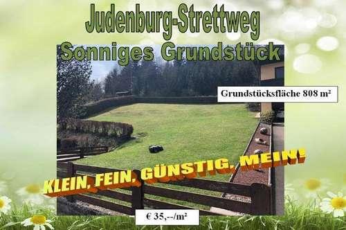 Sonniges Grundstück Judenburg - Strettweg