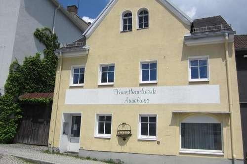 Kleines sanierungsbedürftiges Markthaus in Bad Zell
