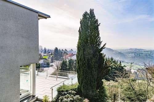 Top Lage Pöstlingberg / klassisch zeitloses Architektenhaus