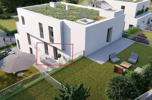 Zweizimmerwohnung mit Balkon