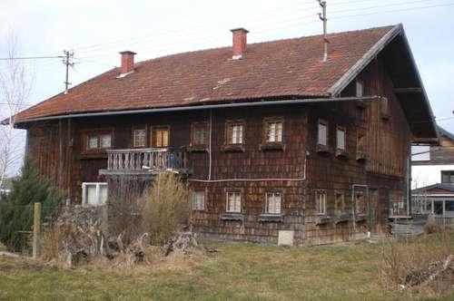 Ehemaliges Sacherl für Bastler in schöner Wohnlage