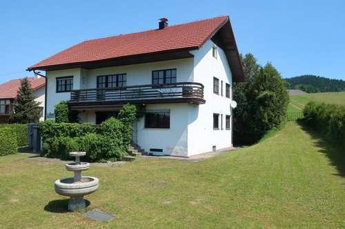 Wohnhaus mit Freiraum