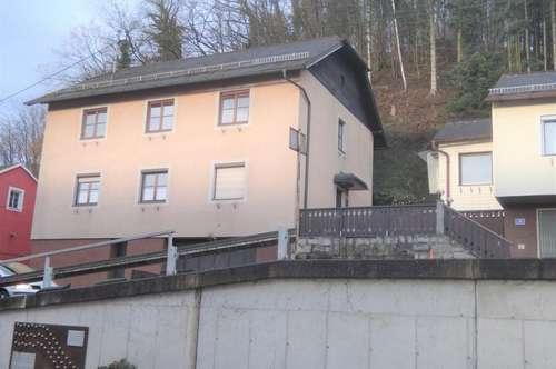 Zweifamilienhaus in Mauthausen