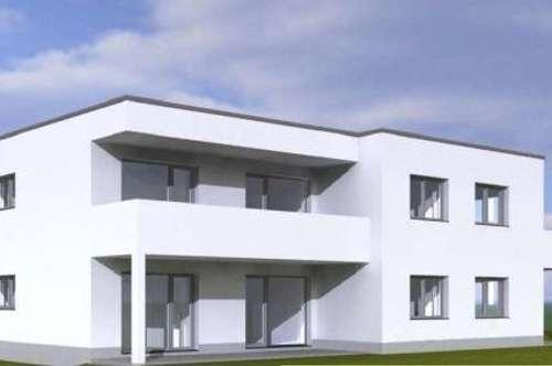 4 hochwertige Neubau-Wohnungen