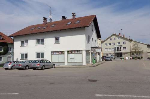 Wohn-/Geschäftshaus bzw. Ertragsobjekt im Ortszentrum