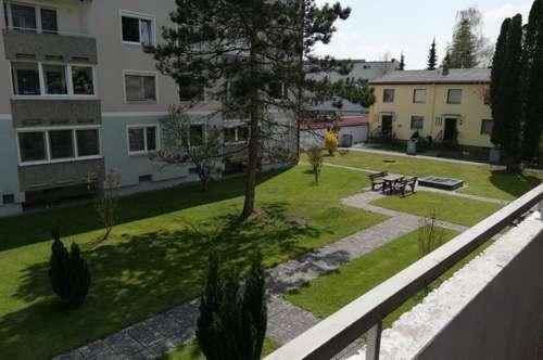 Gepflegte Wohnung am Weberspitz.