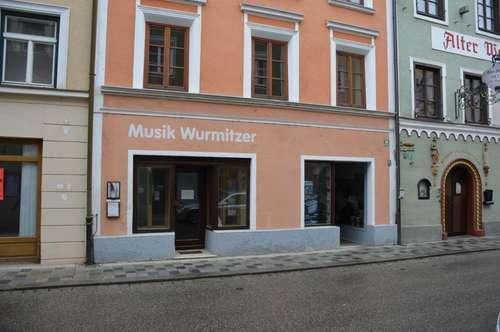 Geschäftslokal im Zentrum von Braunau