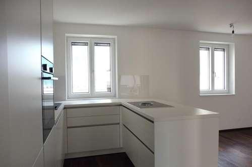 Moderne 2-Zimmer-Wohnung mit Topausstattung