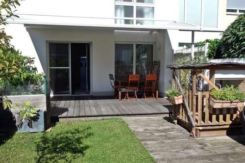 Exklusive Gartenwohnung in bevorzugter Wohnlage