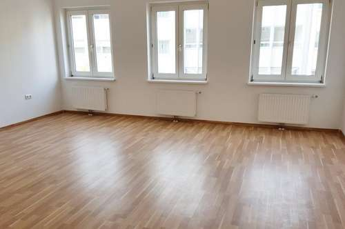 Große generalsanierte Wohnung mit eingebauter Küche