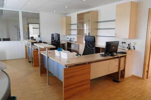 Büroräume im 1. Obergeschoss