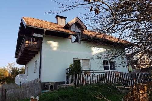 """Wohnhaus in Kirchberg - """"Platz für die Kinder + Haustiere!"""""""