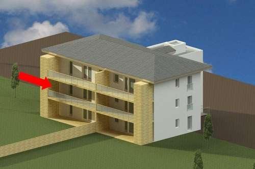 Eigentumswohnung in Ortsrandlage, Top 4, 1. OG