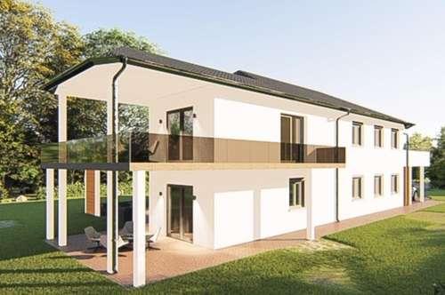 Exklusive Gartenwohnung in Steindorf