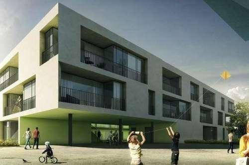 Moderne Eigentumswohnung mit Garten