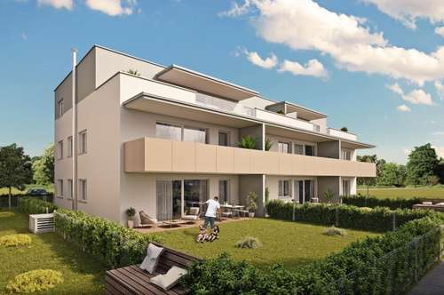Hochwertige Mietwohnungen - 4 Wohnungen im Erstbezug mit großzügigen Balkonen und Dachterrassen