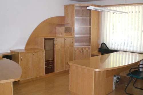 Vermietung Büroflächen