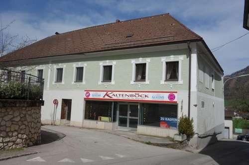 Wohn- und Geschäfthaus im Zentrum