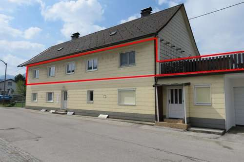 2 Wohnungen im Obergeschoß