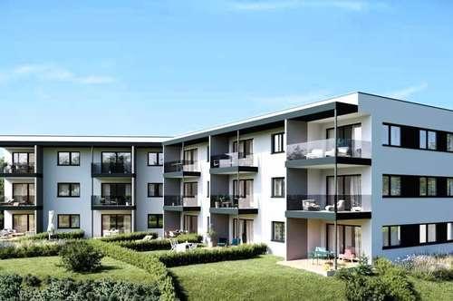 Erstbezug! Moderne Eigentumswohnungen in Pollham