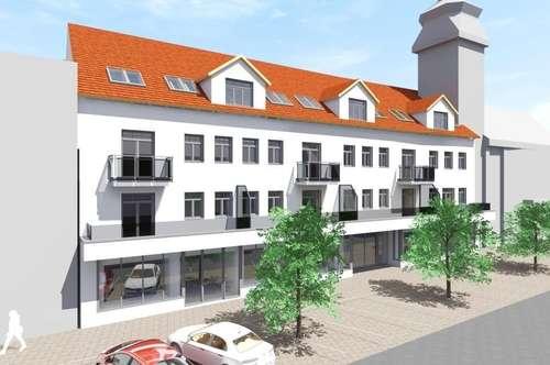 Hausruckpassage - Modernes Wohn- u. Geschäftshaus