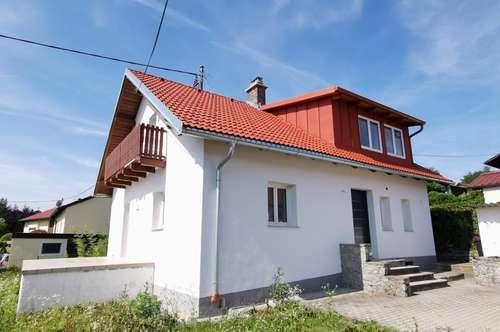 ERSTBEZUG nach Generalsanierung: Einfamilienhaus in schöner Siedlungslage