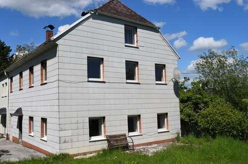 Haus mit Garten nähe Perg