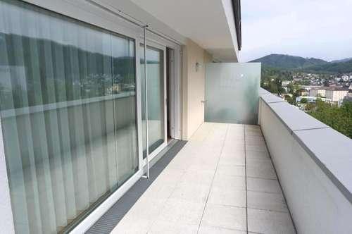 Exklusive Dachgeschosswohnung mit schöner Aussicht