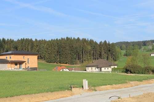 Schönes Baugrundstück in ruhiger Wohnsiedlung, Aufeld 2