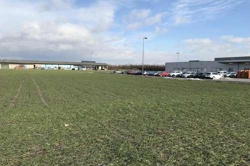 Betriebsbaugründe ab ca. 6.000 m² an der B 309
