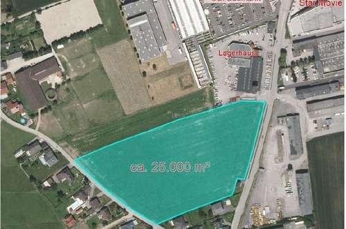 Mischbaugrund und Betriebsbaugrund in Dietachdorf