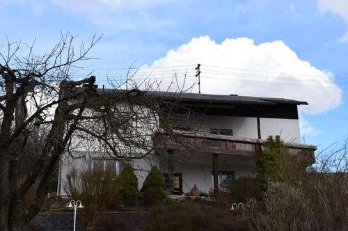 Sonniges Haus mit Ausblick